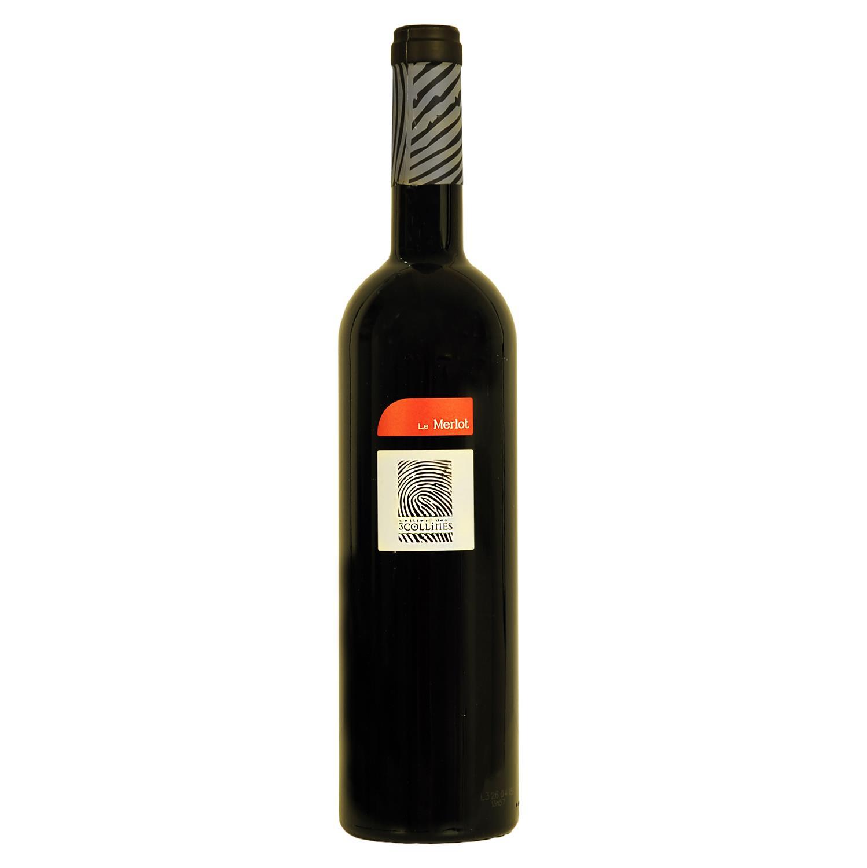 Merlot - Vin du Var | Le Cellier des 3 Collines