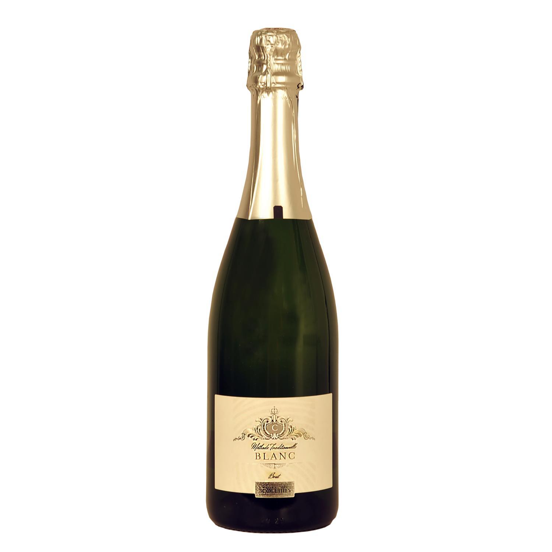 Mousseux Blanc Brut - Vin du Var | Le Cellier des 3 Collines