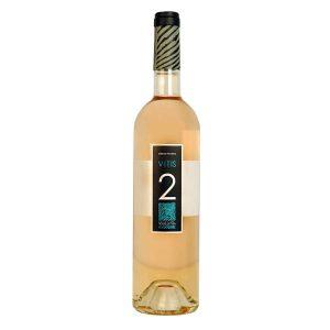 Vitis 2 Rosé - Vin du Var | Le Cellier des 3 Collines