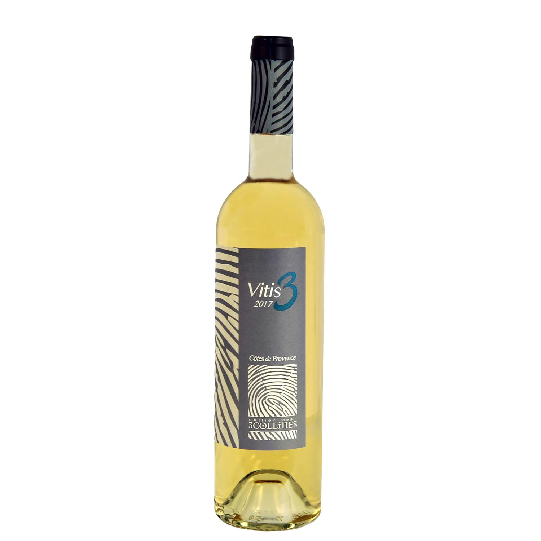 Vitis 3 Blanc - Vin du Var | Le Cellier des 3 Collines