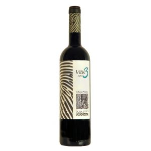 Vitis 3 Rouge - Vin du Var | Le Cellier des 3 Collines