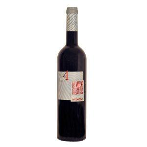 Vitis 4 Rouge - Vin du Var | Le Cellier des 3 Collines