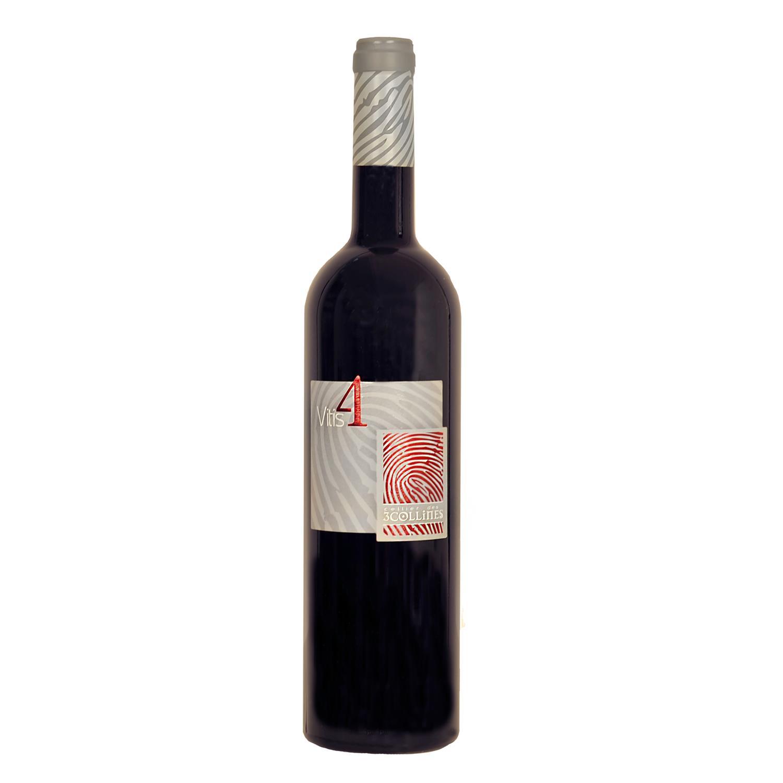 Vitis 4 Rouge - Vin du Var   Le Cellier des 3 Collines
