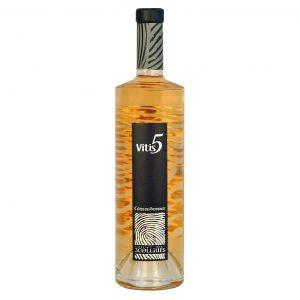 Vitis 5 Rosé - Vin du Var | Le Cellier des 3 Collines