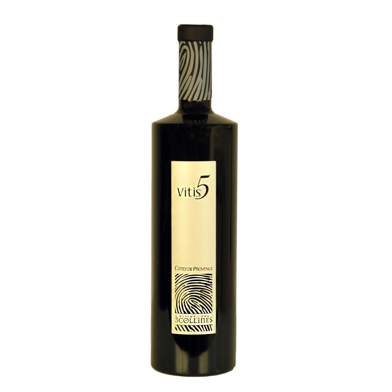 Vitis 5 Rouge - Vin du Var   Le Cellier des 3 Collines