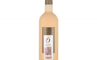 Sortie de notre Rosé Vitis 6