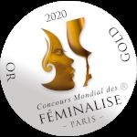 Palmarès 2020 - Millésimes 2019 | LE CELLIER DES 3 COLLINES - Médaille d'Or - Féminalise- Paris