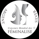 Palmarès 2021 - Millésimes 2020   LE CELLIER DES 3 COLLINES - Médaille d'Argent Concours Mondial des Féminalise